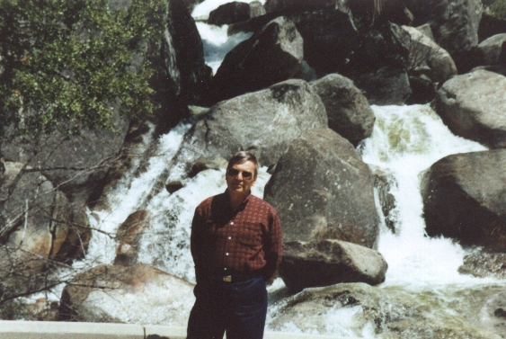 Ron at Yosemite